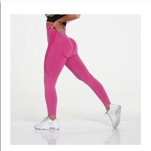 NVGTN hot pink leggings